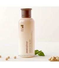 (Pre Order) Innisfree Soybean Energy Skin 200ml. โทนเนอร์ให้ผิวเฟิร์ม ตึงกระชับ ชุ่มชื้นและขาวใส