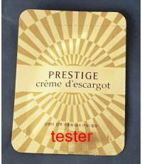 (พร้อมส่ง)Tester It\'s skin Prestige Creme D\'Escargot  ครีมหอยทากสุดยอดครีมลบรอยแดง ให้ผิวขาว เนียน