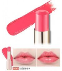 (พร้อมส่ง PK004) Etude House Dear My Enamel Lips Talk ลิปสติคเนื้อเนียนนุ่มสีสวยสดใส