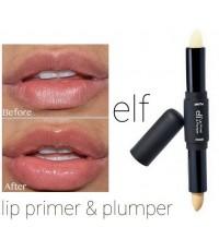 (Pre Order) e.l.f. Lip Primer  Plumper (Clear/Natural)  ลิปไพร์มเมอร์ช่วยให้ลิปสติคติดทน