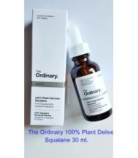 (หมดค่ะ) The Ordinary 100 Plant-Derived Squalane 30ml ซีรั่ม เนื้อออยล์ สควาแลน เติมความชุ่มชื้น