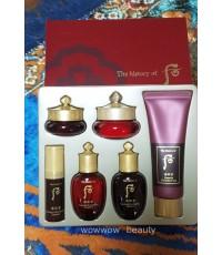 (พร้อมส่ง)The History Of Whoo Jinyulhyang Special Gift Set 6 Items เซ็ทบำรุงผิวหน้าช่วยลดริ้วรอย ผิ