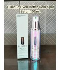 (ป้ายไทย 50 ml.) รุ่นใหม่ Clinique even better clinical dark spot corrector 30 ml. เซรั่มลดรอยสิว จ