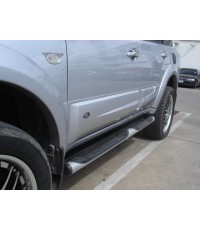 กาบข้าง Pajero Sport V.1 (Body Cladding)