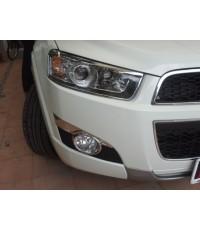 ครอบไฟหน้า Chevrolet  New Captiva  2012 (งานเกาหลี)