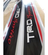 สติ๊กเกอร์ TRD New Fortuner16Revo (งานตัด)