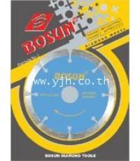 ใบเพชรตัดคอนกรีต Bosun 4 นิ้ว F2
