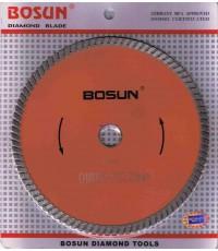 ใบเพชรตัดคอนกรีต Bosun 7 นิ้ว Turbo