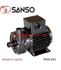 ปั๊มน้ำยาเคมีและสูบน้ำทะเล SANSO PMD-641