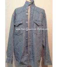 Vintage Levi\'s Denim Shirt  Size M