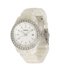 นาฬิกา Fossil ES2670 Stella Mini Cream Pearlized Watch