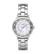 นาฬิกาข้อมือ DKNY NY8134 Stainless Steel Crystallized Watch NY8134