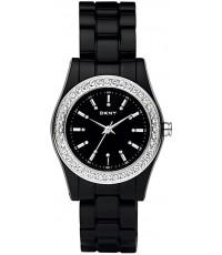 นาฬิกา DKNY NY8146 Black Plastics ladies watch