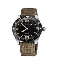 Oris นาฬิกาข้อมือผู้ชาย Divers Sixty-Five รุ่น 77074064-0752022