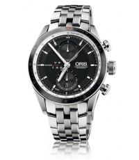 Product details of ORIS Artix GT Chronograph นาฬิกาข้อมือสุภาพบุรุษ สีเงิน Stainless Strap รุ่น 6747