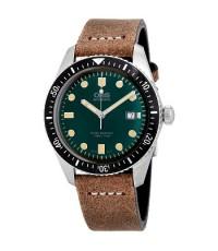 นาฬิกา ผู้ชาย ORIS Divers Dixry Five Green Dial Men\'s Watch 01 733 7720 4057-07 5 21 02