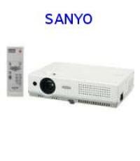 โปรเจคเตอร์ SANYO PLC-XW65,PLC-XW60