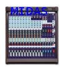 MIDAS  Venice240 เครื่องผสมสัญญาณเสียง