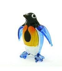 เพนกวินเดี่ยว สีฟ้า