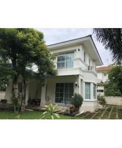ขาย บ้านเดี่ยว หมู่บ้านปาริชาต สุวินทวงศ์ ซ.คุ้มเกล้า 11 ลาดกระบัง เนื้อที่ 89 ตร.วา เพียง 4.9 ล้าน