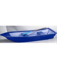 เรือพลาสติก 2 ที่นั่ง สีน้ำเงิน CC