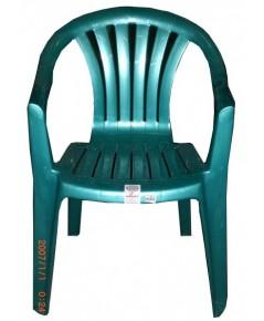 เก้าอี้ท้าวแขน AC-9301 สีเขียวมุก