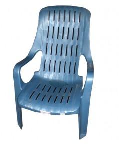 เก้าอี้สบาย สีน้ำเงินมุก B