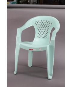 เก้าอี้ท้าวแขน FT-228 สีเขียวหิน