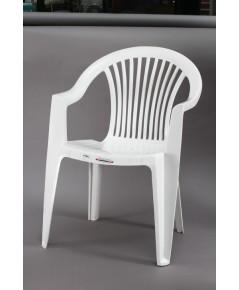 เก้าอี้ท้าวแขนวีนัส 4 สีขาว