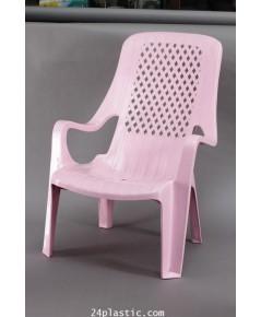 เก้าอี้ชมดาว 165 สีชมพูหิน