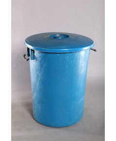 ถังน้ำ+ฝา GN-26 100 Lt สีฟ้า