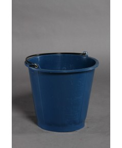 ถังปูน 18 สีน้ำเงิน