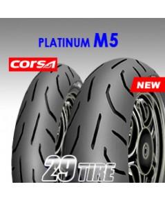 ยาง Corsa รุ่น M5 Platinum