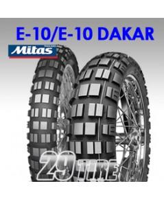 ยางนอก Mitas รุ่น E-10 Dakar edtion เอ็นดูโร่