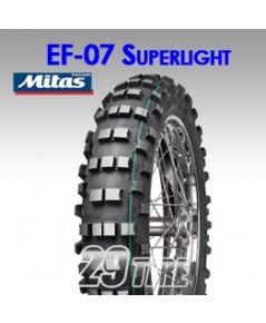 ยางนอก Mitas รุ่น C-19 Super Light และ EF-07 Super Light ขอบ 21 และ 18