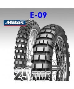 ยางนอกไมทัส Mitas รุ่น E-09