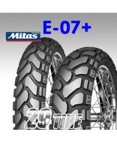 ยางนอกไมทัส Mitas รุ่น E-07+