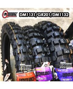ยาง Quick กึ่งวิบาก รุ่น DM1111, GR201, DM1112