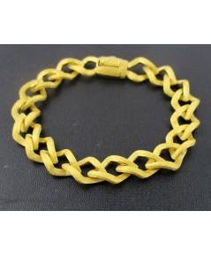สร้อยข้อมือ Prima Gold ทอง24K ลายห่วงโซ่ งานสวยมาก นน. 27.92 g