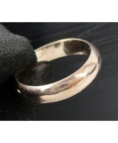 แหวน นาก40 ปลอกมีด ลายเกลี้ยง งานเก่า หลุดจำนำ นน. 4.10 g