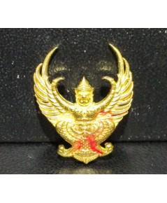 องค์พญาครุฑ อ.วราห์ วัดโพธิ์ทอง รุ่น มหาเศรษฐี ปี 2563 สวยน่าสะสม นน. 3.46 g