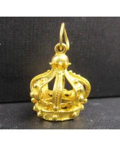 จี้ มงกุฏ ทอง90 งานสวย น่ารักมาก นน. 8.18 g