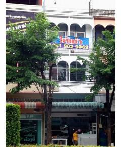 (บ้านเช่าไปแล้ว) บ้านเช่าราษฎร์บูรณะ / ตึกแถวให้เช่าถูกสภาพดีมาก ทำเลดีติดถนนใหญ่ ค้าขาย ทำธุรกิจได้