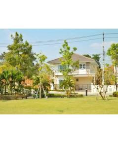 บ้านเช่าศรีนครินทร์ / ให้เช่าบ้านเดี่ยวใหม่ๆสวยๆ หมู่บ้านศุภาลัย การ์เด้นวิลล์ วิวสวยติดสวนขนาดใหญ่
