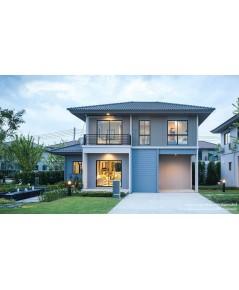 (บ้านเช่าไปแล้ว) บ้านเช่ารังสิตคลอง4 / โครงการหรู PAVE ของ SC-Asset ให้เช่าราคาถูก พร้อมเฟอร์
