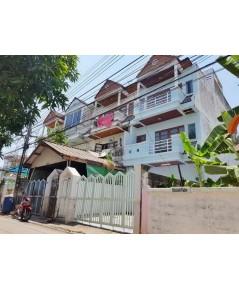 (บ้านเช่าไปแล้ว) บ้านเช่าลาดพร้าว / บ้านเช่าถูกๆ ลาดพร้าว136 ทาวน์โฮม 3ชั้น