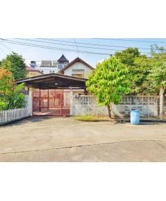 (บ้านเช่าไปแล้ว)บ้านเช่างามวงศ์วาน/บ้านเดี่ยวนนทบุรีให้เช่าถูก ใกล้เดอะมอลล์งามวงศ์วาน สไตล์บ้านสวน