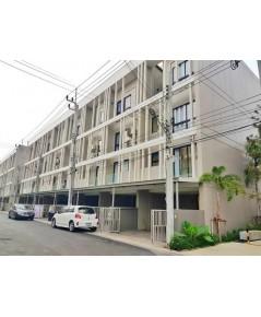 บ้า่นเช่าสุขุมวิท113 /Home Office ให้เช่าถูกสุด ใกล้BTS สำโรง ทาวน์โฮมใหม่ หมู่บ้าน Y-Residence