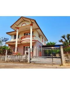 บ้านเช่าพระราม2/บ้านเดี่ยวให้เช่าถูก บางบอน5-พระราม2 กว้างขวาง 100 ตรว.หลังมุม อยู่อาศัยทำธุรกิจได้
