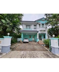บ้านเช่าอ่อนนุช/บ้านสวยให้เช่าไม่แพง หมู่บ้านมัณฑนา อ่อนนุช-วงแหวน ปรับปรุงใหม่เฟอร์ครบ พร้อมอยู่